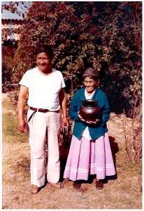 Don Valente y Doña Rosa